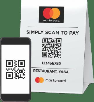 マスターカード(Master Card)がQR決済サービス「MasterPass QR」を導入 タイ
